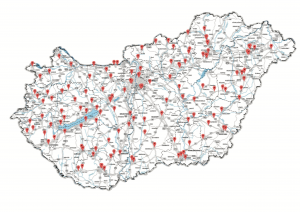 New-Super-Speed-Cameras-in-Hungary-Map-of-fixed-cams